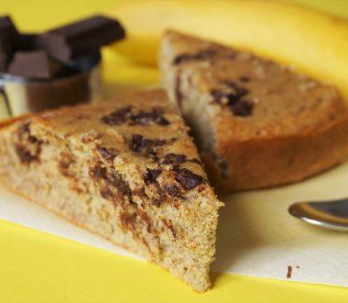la gourmandise version healthy avec ce banana bread