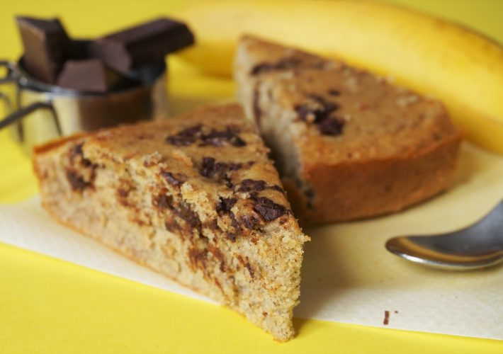 la gourmandise version healthy avec ce banana bread