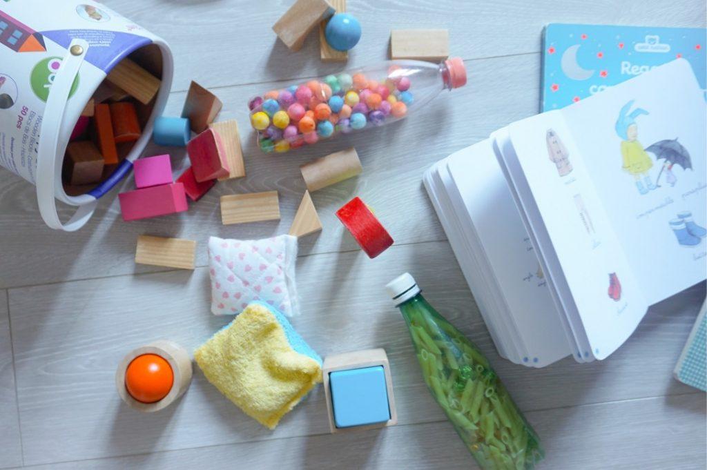 des idées de jouets simples pour les petits bebe sur good morning Sidonie