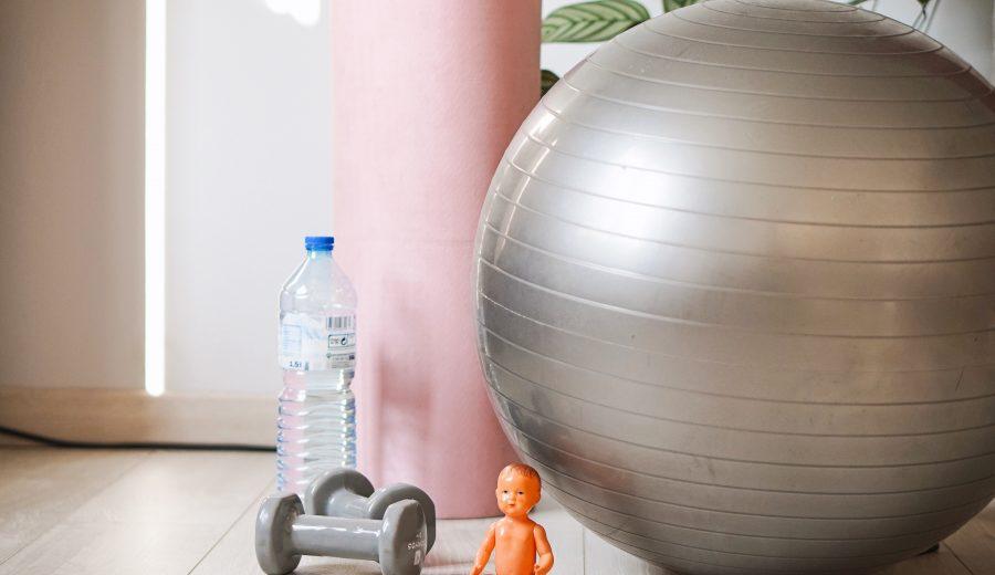 Séance sport en vidéo spécial grossesse avec good morning Sidonie