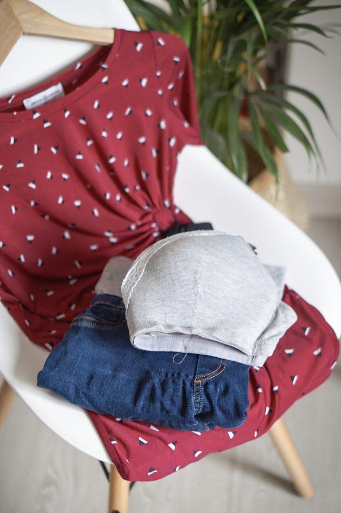 Pas toujours facile de trouver où acheter ses vêtements de grossesse !