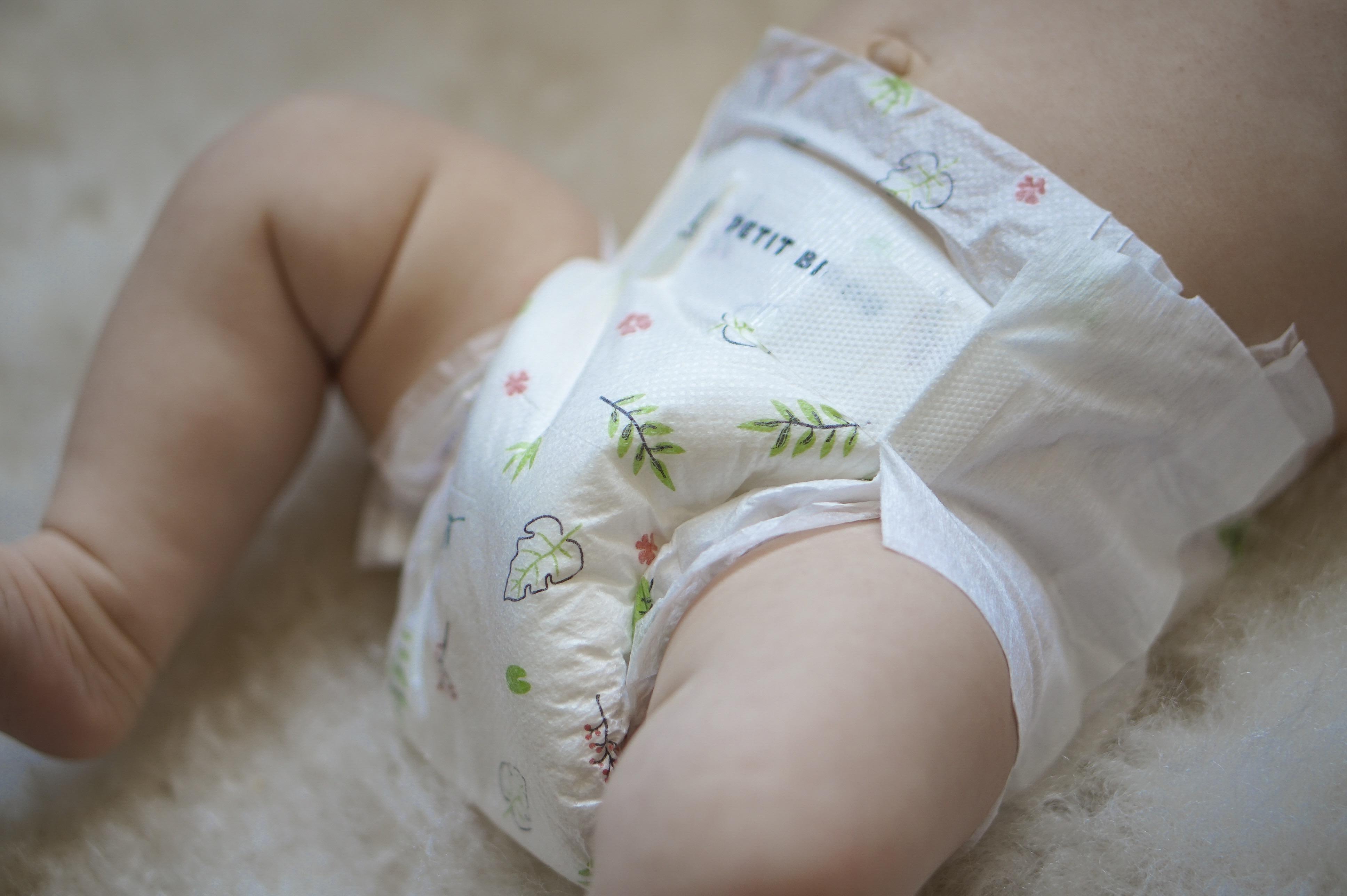 couche pour bébé Les Petits culottés