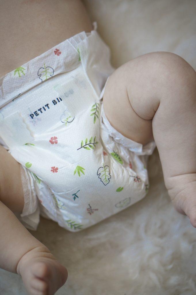 abonnement aux couches pour les bébés